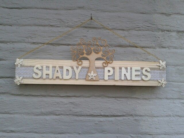 Sign board I made for a good friend of mine.