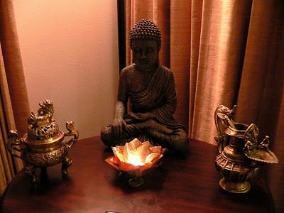 ethnic indian decor an indian home in seattle - Home Decor Ideas India