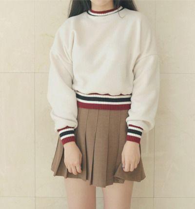 기분이 좋다 pleated skirt @jacintachiang