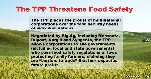 Stop the TPP Trade Agreement | the biggest trade deal you have never heard of it is called the trans ...