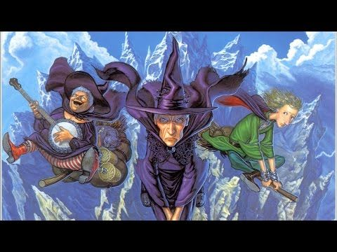 Cosgrove Hall's animated adaption of Sir Terry Pratchett's sixth Discowrld novel; Wyrd Sisters, features the three witches Granny Weatherwax, Nanny Ogg and M...
