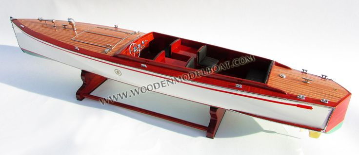 Charles D. Mower Number Boat