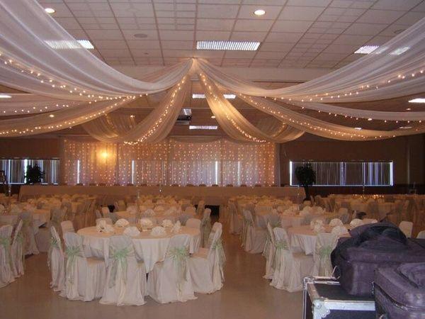 Wedding ceiling decorations wedding-ideas
