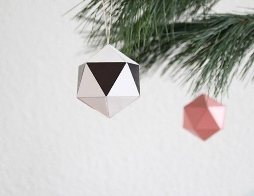DIY Christmas decorations by Snug