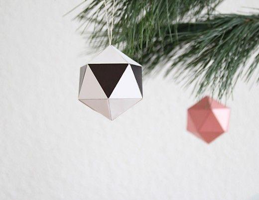 DIY Christmas decorations by Snug