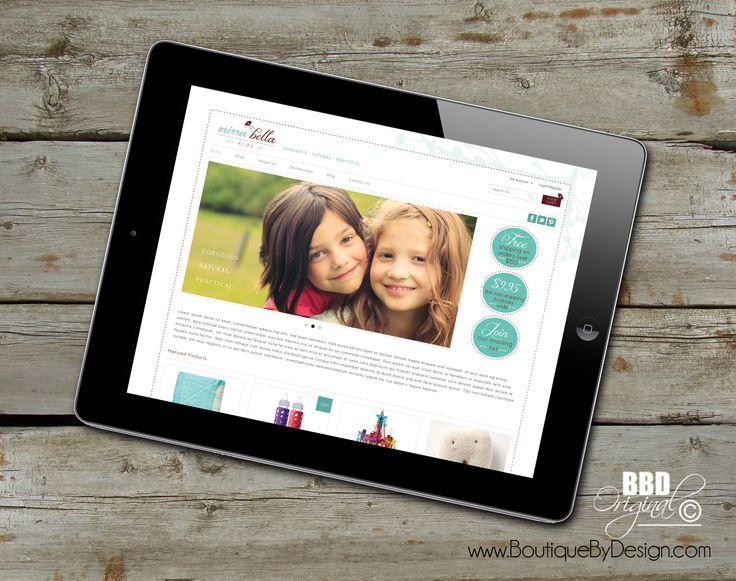 Website Design by BoutiqueByDesign.com #Boutiquebydesign