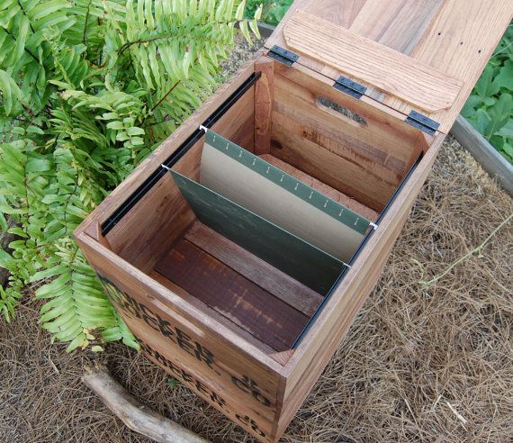 Such An Innovative Idea Use Our Beehive Boxes As Filing