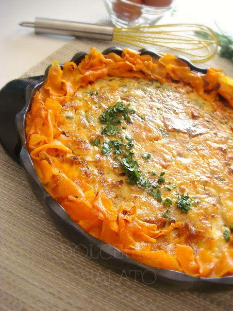 clafoutis: 112,5 gr di uova intere 37,5 gr di tuorli 50 gr di farina 180 W 125 gr di latte intero 125 gr di panna fresca 18,7 gr di burro 62,5 gr di parmigiano grattugiato q.b. di sale q.b. di pepe