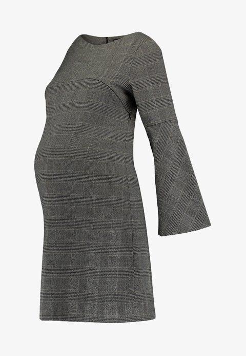 25163dbe7c Pietro Brunelli SKYE - Sukienka z dżerseju - brilliant mud - Zalando.pl