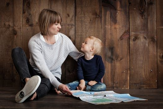 Becoming a Mom-The Experience of a First Time Mother