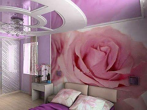 Как оформить спальню? Оформление стен и выбор цвета спальни.