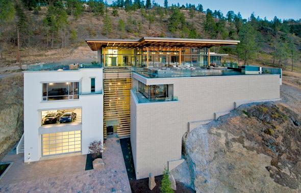 villa Kelowna – British Columbia