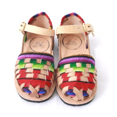 Closed Toe Sandal-Arco Iris