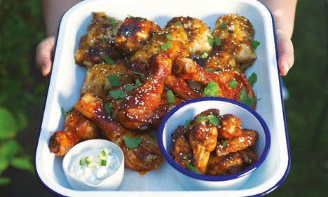 Finger-lickin' BBQ Chicken #Aldi #LetsEat