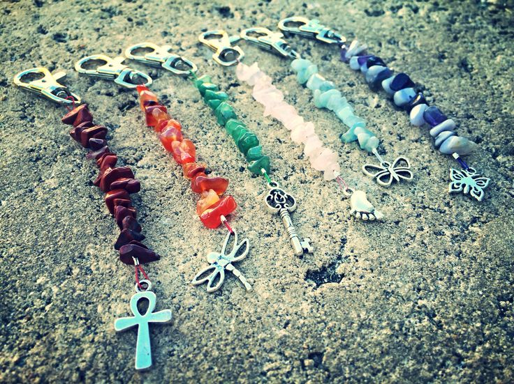 Divine Aura hand made crystal gemstone healing keyrings. $5.95 each with a huge variety available to choose from Get yours here  http://www.divineaura.com.au/product-category/keyringsandcharms/ and join our Facebook family @ www.facebook.com/divineaura123