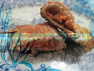 Le Zampe in pasta: Tasche d'arista farcite
