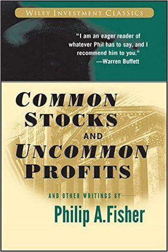 Amazon.com: Common Stocks and Uncommon Profits and Other Writings (9780471445500): Philip A. Fisher, Kenneth L. Fisher: Books