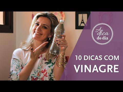 limpezacom vinagre 10 dicas| #aDicadoDia Flávia Ferrari