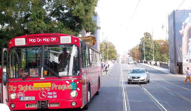 City Sightseeing Prague City Sightseeing Prague, Hop On - Hop Off Bus Tours    Enjoy Prague's sights aboard our Hop-on, Hop-off buses, including Old Town Square, Masarykovo Nadrazi, Malá Strana, Prague Castle and 4 other... #Event #Culture  #Tour #Backpackers #Tickets #Entertainment