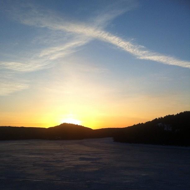 - @nediard | Webstagram A beautiful sunrise