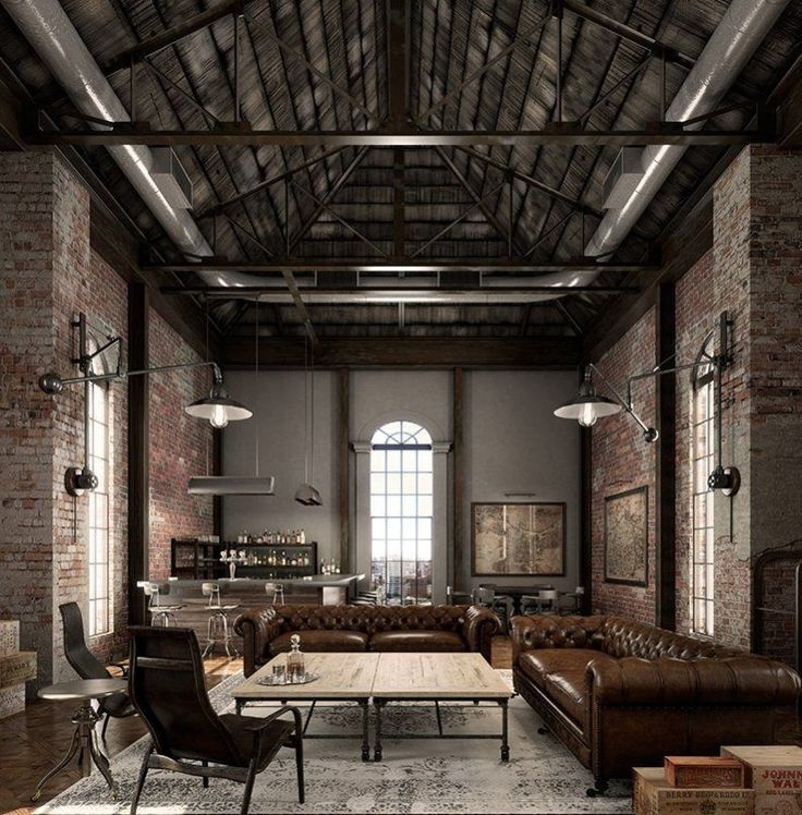 Best 25+ Industrial living rooms ideas on Pinterest | Industrial living,  Industrial live plants and Industrial