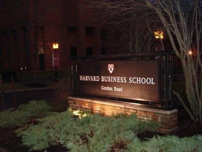 An Evening @ The Harvard Business School