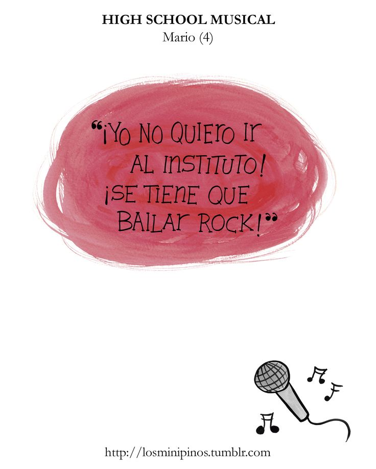 #losminipinos #esterytelling #niños #cosasdeniños #frases #madre #hijo #rock #dance #insti #instituto #highschoolmusical #hsm