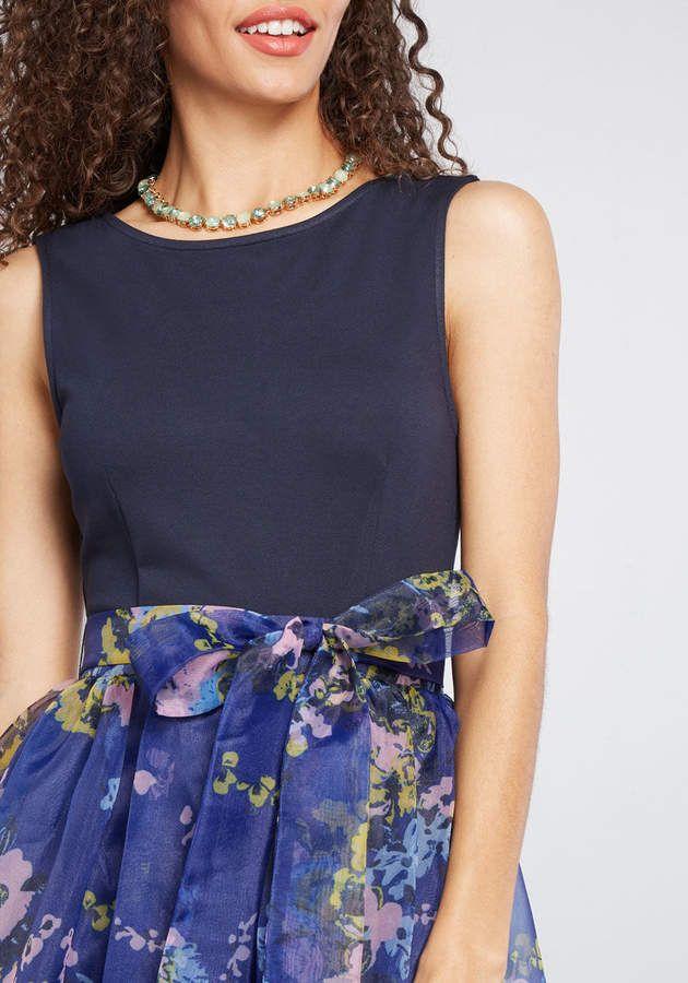 317e08759 ModCloth Array of Invitations Maxi Dress #Array#ModCloth#Invitations ...
