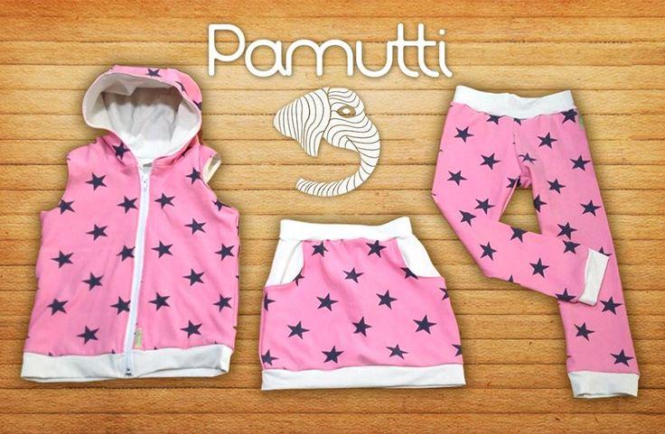 Csillagos szett nagylányoknak :) Egyedi rendelés: www.pamutti.hu