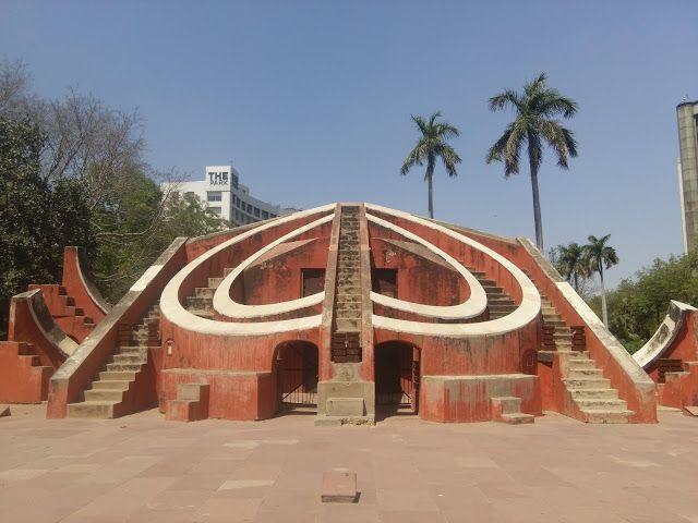 Delhi Tourism: Jantar Mantar, New Delhi