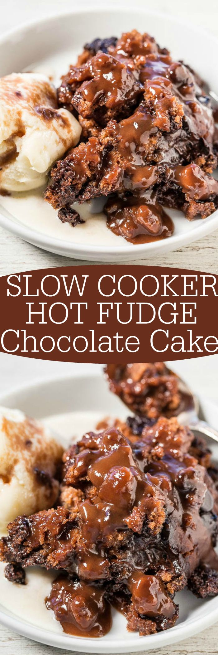 25+ best Slow cooker chocolate cake ideas on Pinterest | Slow ...