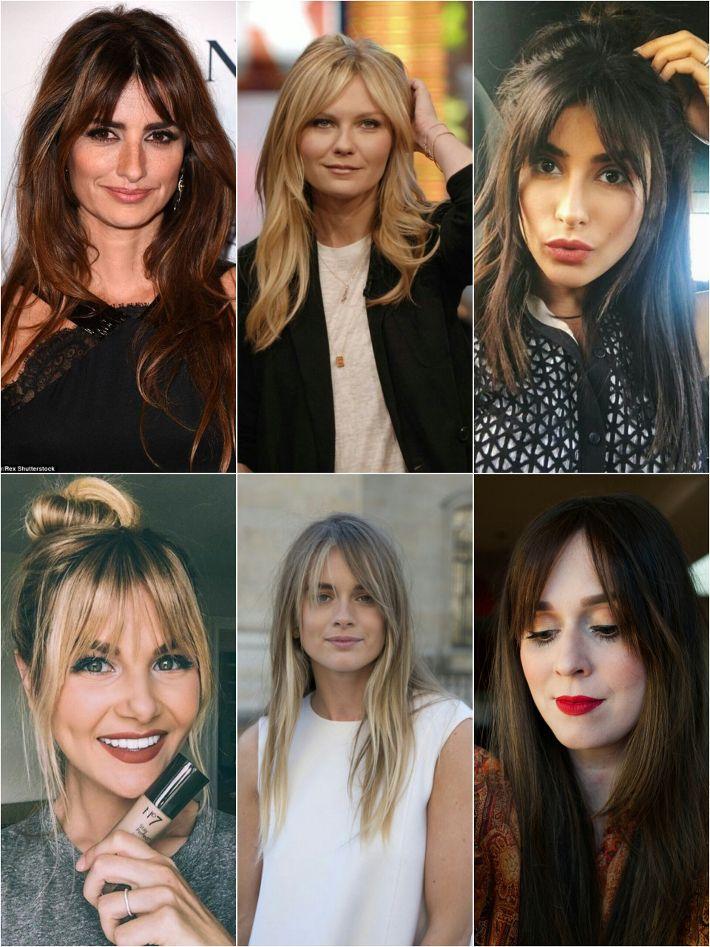 Beauty: wispy curtain bangs and getting over haircut trauma