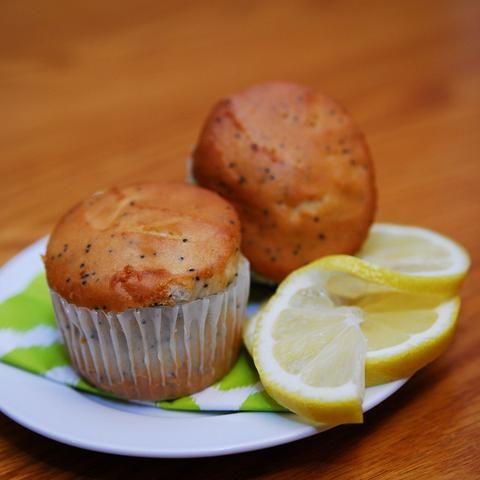 Marvellous Gluten Free Muffins-Lemon-Poppyseed from Peartree Bakery in Thunder Bay!