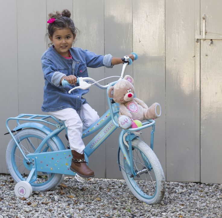 de nieuwste lief meisjes fiets! www.lieflifestyle.com