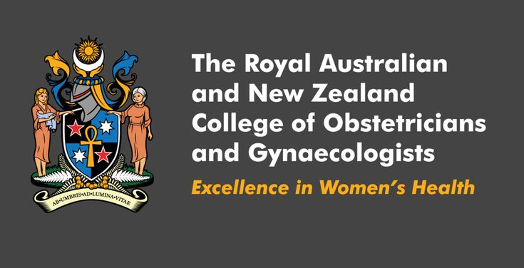 The Royal Australian and New Zealand College of Obstetricians and Gynaecologists Grants