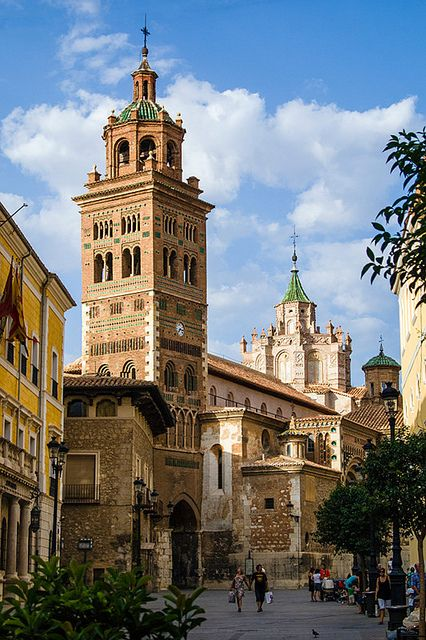 Catedral de Teruel, Spain