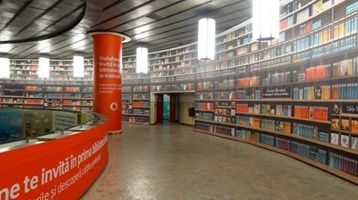 Bucharest train station uses QR codes to bring e-books into the real world