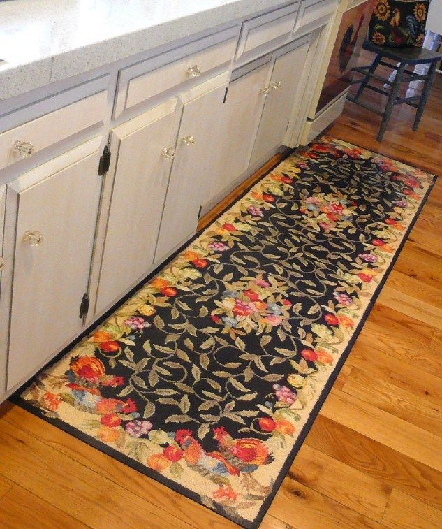 17 Suggestion Best Area Rugs For Kitchen Minimalist Decor