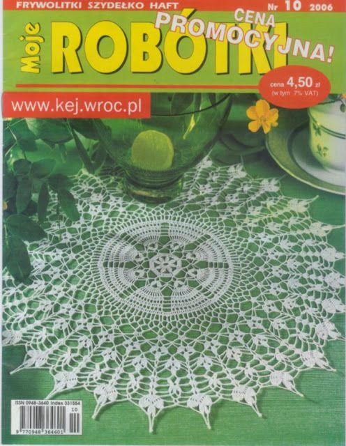 M.R.10.06 - Sara M - Picasa Web Albums #crochetmagazine