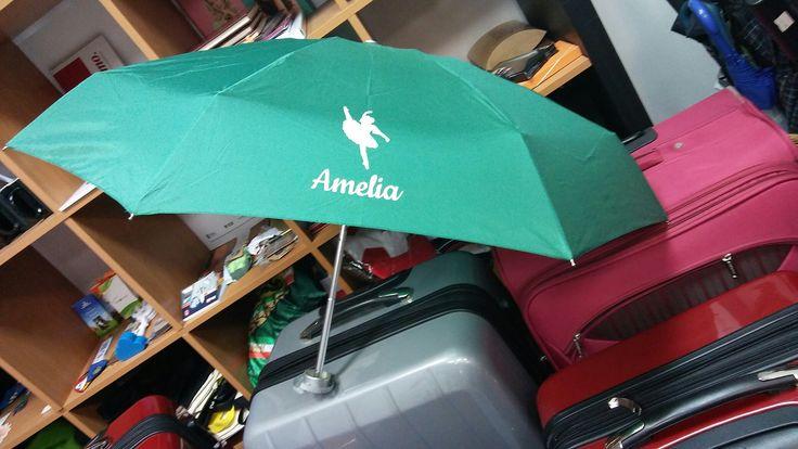 Prezent dla dziewczynki-baletnicy #parasoledlaciebie #sklepzparasolami #umbrella #umbrellashop #prezent #pomyslnaprezent #gift #colorfulumbrellas #koloroweparasole