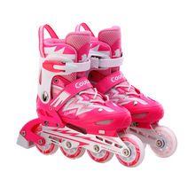 Patines en linea de niñas para aprender a patinar en linea