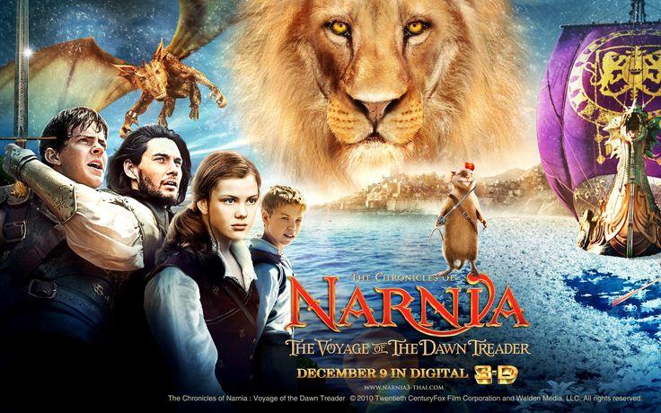 """Las Cronicas de Narnia - La travesia del viajero del alba (2010) / """"The Chronicles pf Narnia"""" - """" The Voyage of the Dawn Treader"""""""