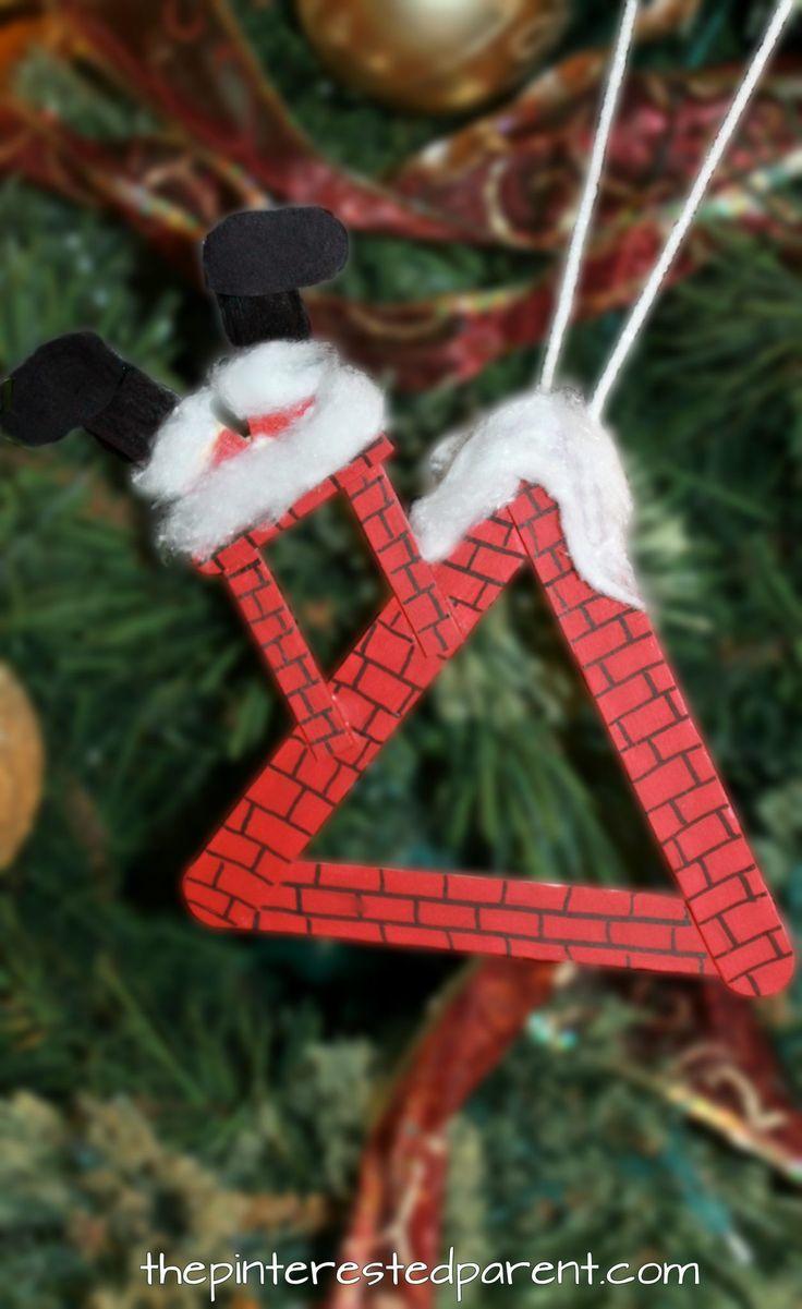 best 25 popsicle stick christmas crafts ideas on pinterest kids