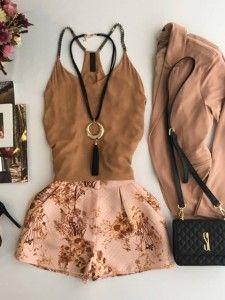 Compre Shorts Feminino Em Até 6x Sem Juros - Moda Femininas  na loja Estação Store com o menor preço e ande sempre na moda.