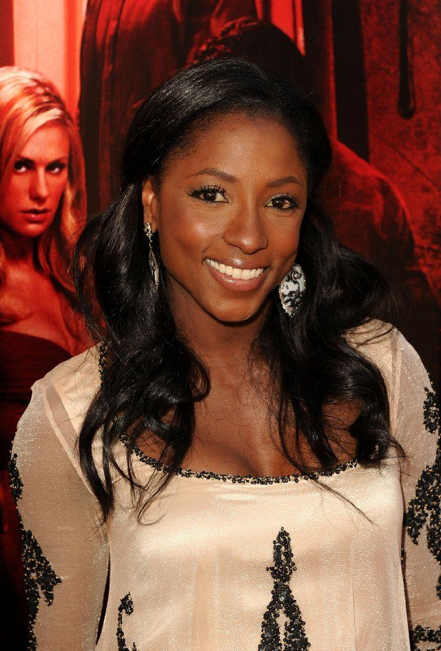 Rutina Wesley at event of True Blood