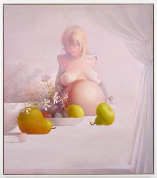 Lisa Yuskavage #ContemporaryArt #Art contemporain #Arte contemporanea #現代美術…