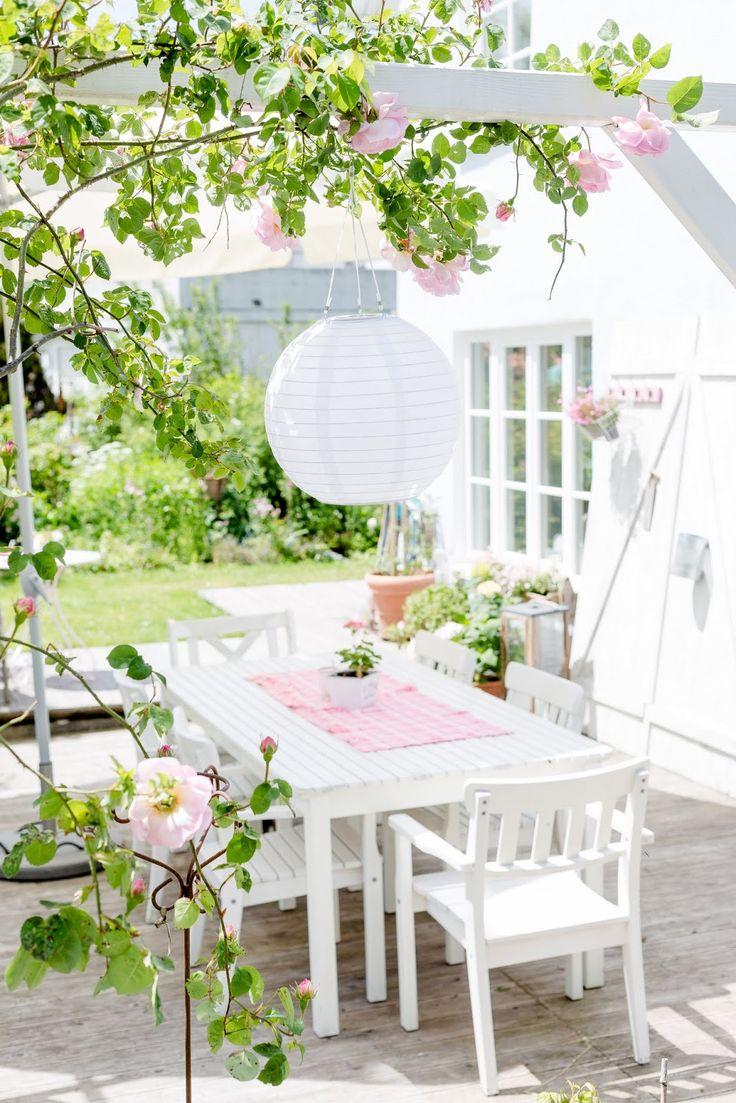 Von Lieblingsecken und Outdoor- Sitzplätzen