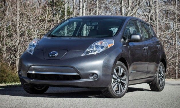 2013 Nissan Leaf gets 15% more range in Europe