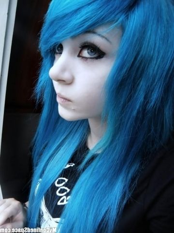 Emo Hairstyles For Black Girls Pictures