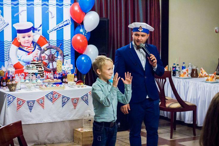 Морской кенди бар. Детский праздник Харьков. www.kids-peazdnik.com.ua